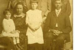John and Lillian Overton Family
